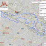 """Radtourenfahrt (RTF)  Marathon Ibbenbüren """"Tecklenburger Höhen"""" 2017 110 Kilometern"""