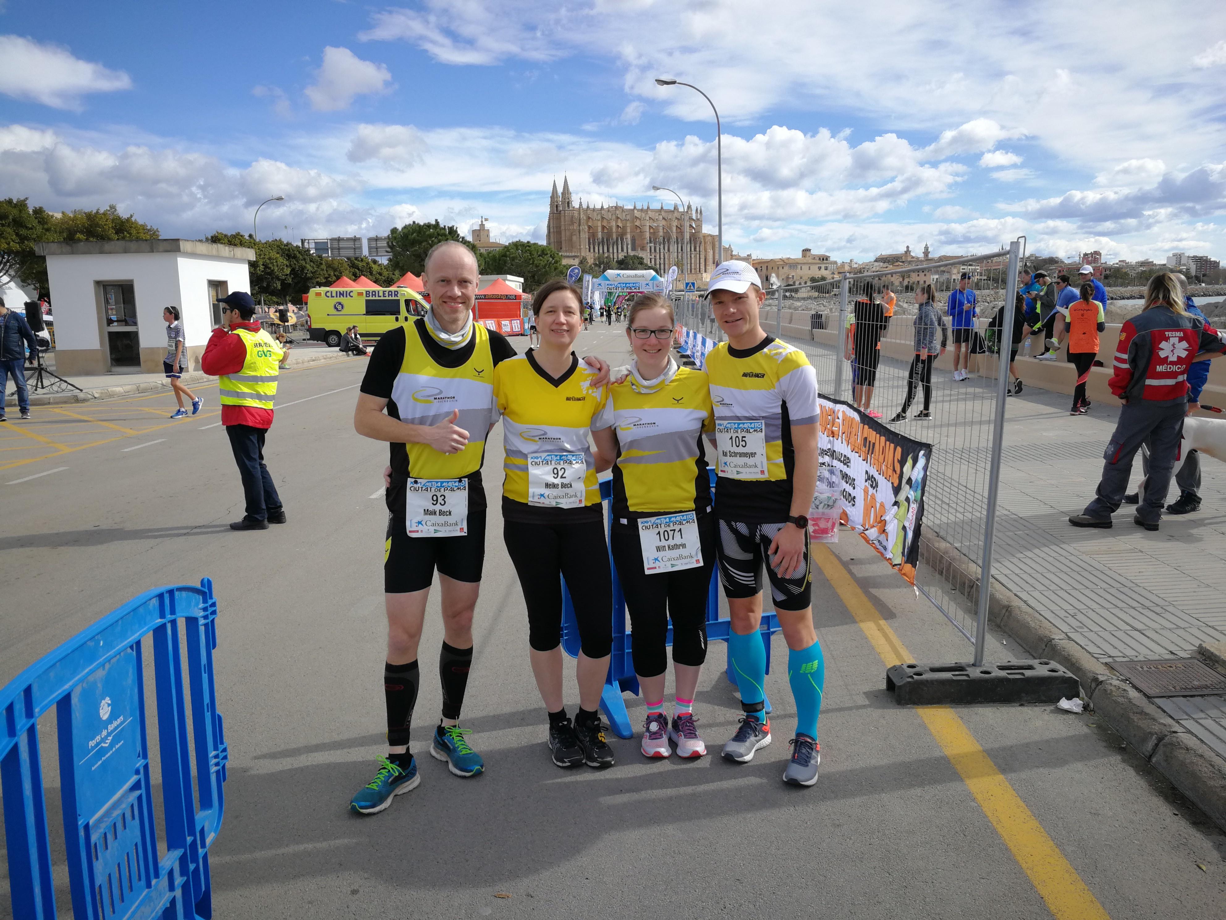 Halbmarathon Mallorca